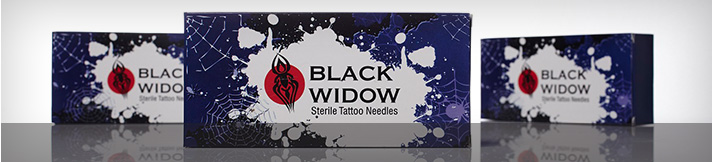 Black Widow-Nadeln