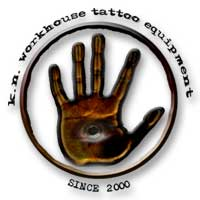 Workhouse Edelstahl Tattoo Spitzen