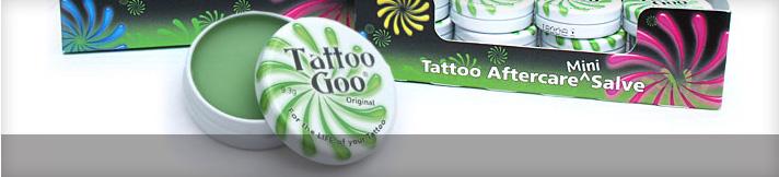 Tattoo Nachsorge