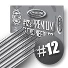 CNC Standard Nadeln Größe 12