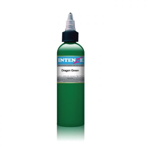 Intenze Ink - Dragon Green