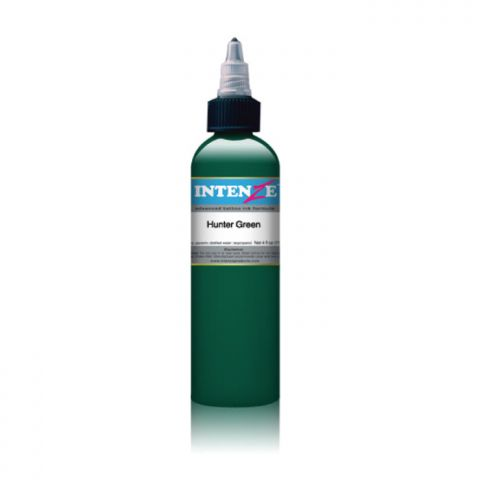 Intenze Ink - Hunter Green