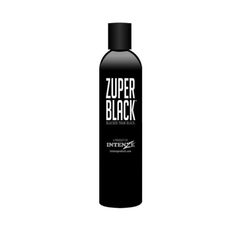 Intenze Ink - Zuper Black