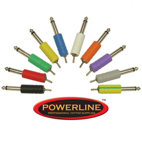 Powerline Hybrid latched Jack Plug