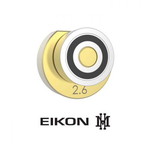 Eikon Symbeos Rotary Stroke Wheel - 2.6mm