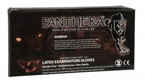 Panthera Latex Handschuhe