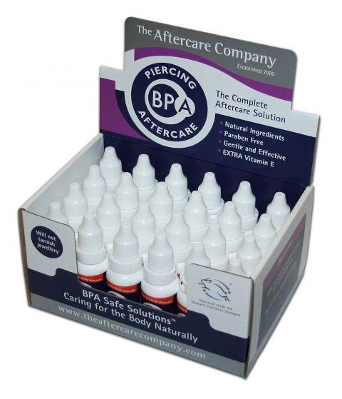 BPA Piercing Nachsorge