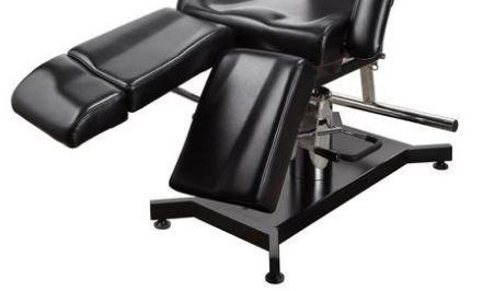 TATsoul 370 Chair - Left Leg