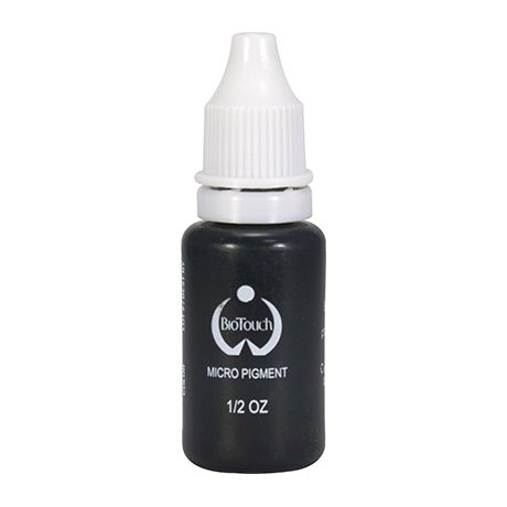 Biotouch Black Micro Pigment - 1/2oz (16ml)