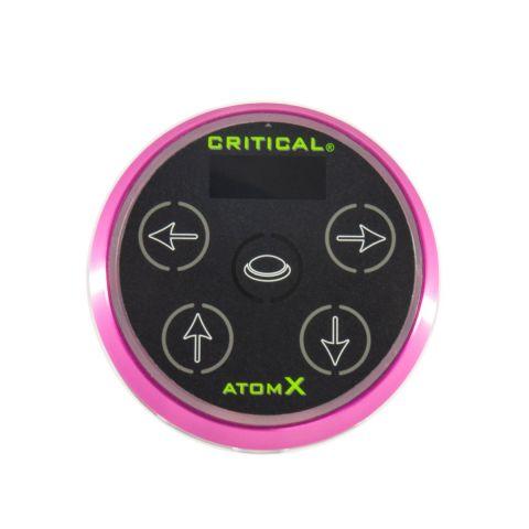 Pink - Critical Atom X Netzgerät