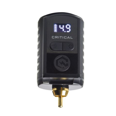Critical Universal Battery RCA (Cinch-Anschluss)