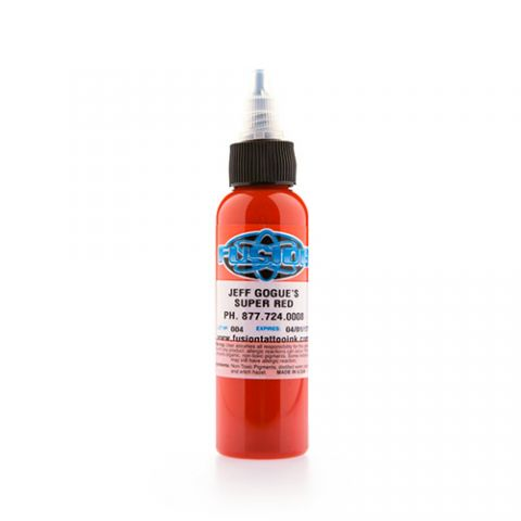 Fusion Ink Super Red (Gogue) 1oz