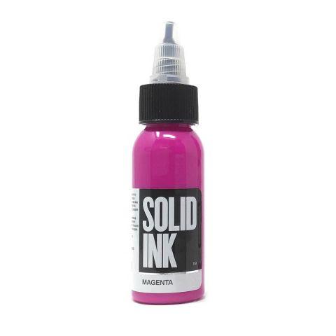 Solid Ink 1oz Magenta