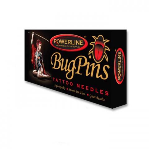 Powerline 08 Bugpin Magnum-Shader Nadel – Long Taper