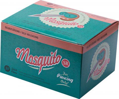 Mosquito Sterile SR Catheter - Box of 50