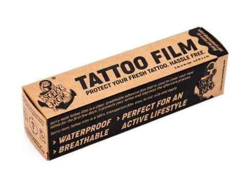 Sorry Mom Tattoo-Folie – Studio-Pakete