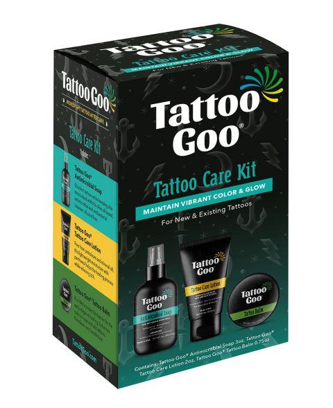 Tattoo Goo KomplettesTattoo Nachsorge Kit