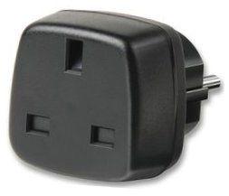 UK auf Euro-Stecker-Adapter