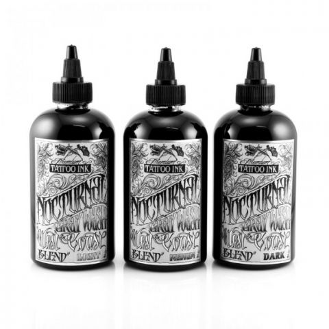 Nocturnal Ink - West Coast Blend 3er Set