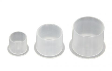 Breiter Basis Pigment-Cups