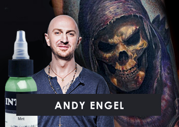 Intenze Artists - Andy Engel