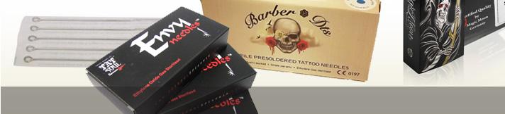 Tattoo Needles & Cartridges