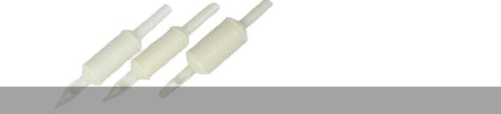 Powerline White Plastic