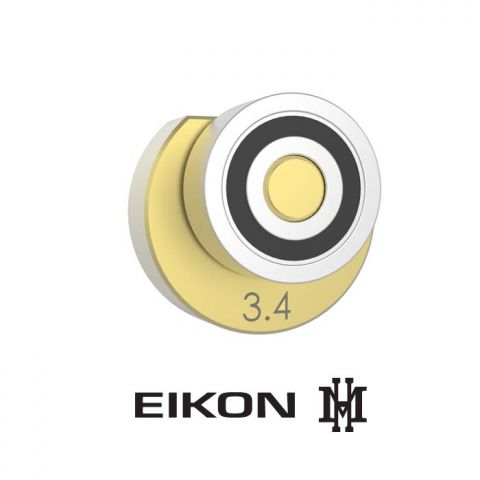 Eikon Symbeos Rotary Stroke Wheel - 3.4mm
