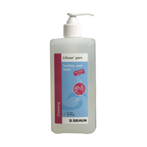 Braun Lifosan Liquid Soap with Pump