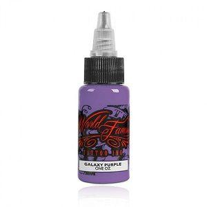 World Famous Ink 1oz Galaxy Purple