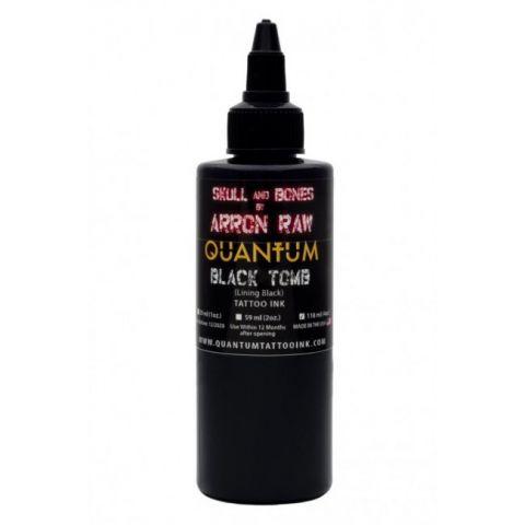 Quantum Ink - Arron Raw Black Tomb 1oz/30ml