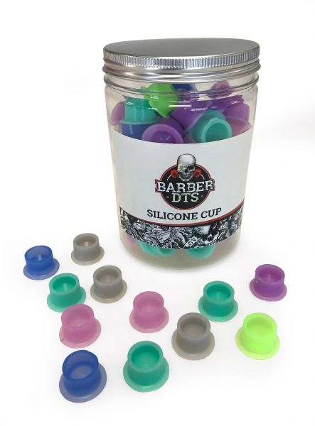 Silicone Ink Cups (100 per tub)