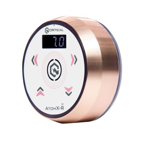 Critical AtomX-R Power Supply (Rosegold/White)