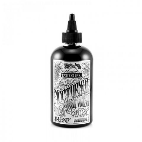 Nocturnal Ink - Grey Wash Medium