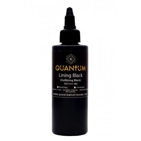 Quantum Ink - Lining Black 1oz/30ml