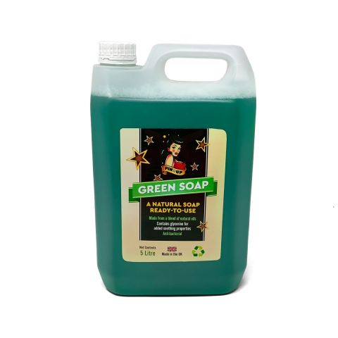 PinUp Tattoo Green Soap - 5 Litre