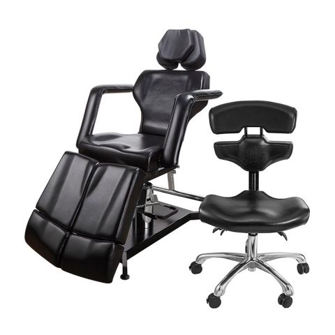 TATSoul Black Client 570 / Mako Chair Package Deal