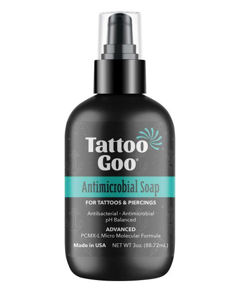 Tattoo Goo - Antimicrobial Aftercare Soap