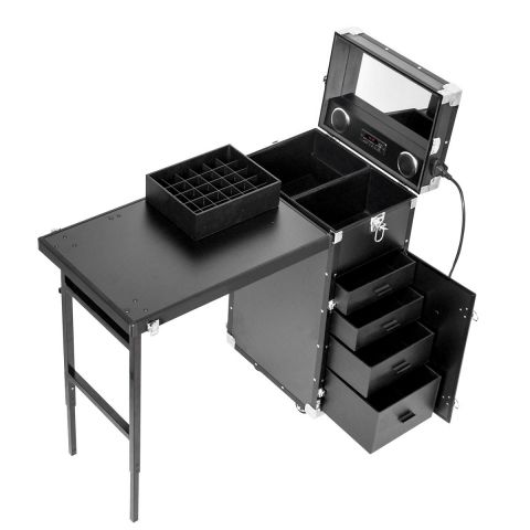 Barber DTS Suitcase Workstation
