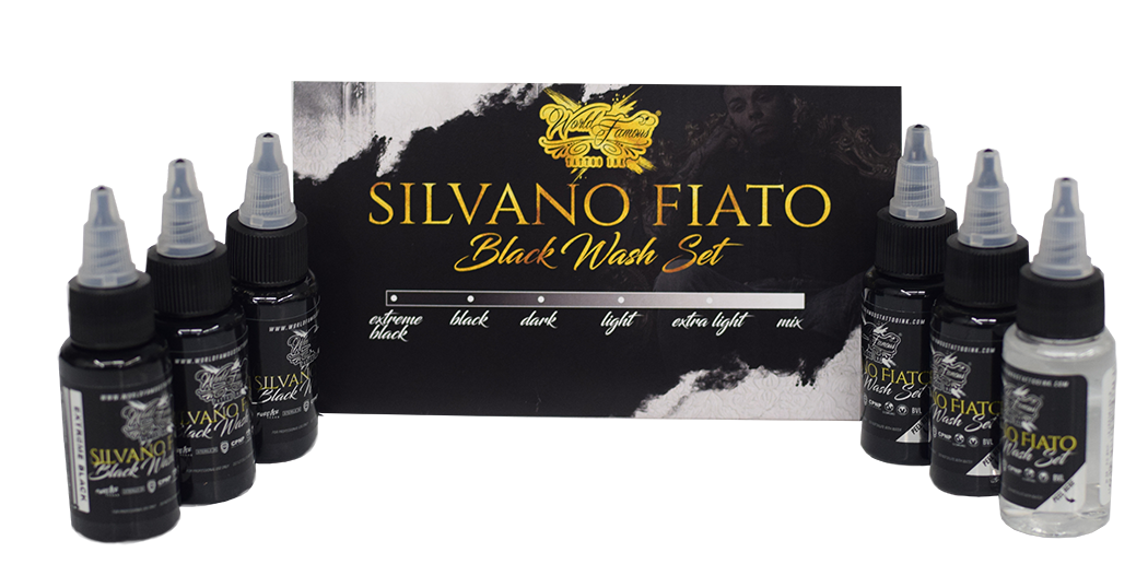 Silvano Fiato Black Set