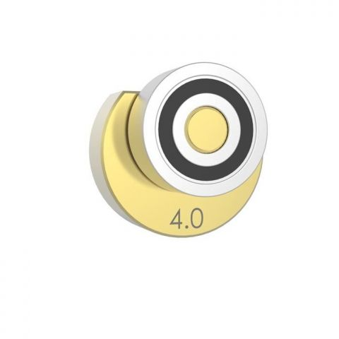 Eje de rotación para Eikon Symbeos Rotary - 4.0mm