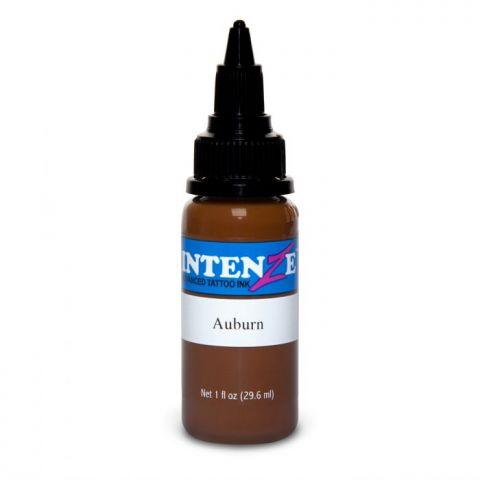 Intenze Earthtone Ink - Auburn