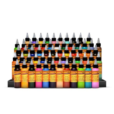 Eternal Ink 1oz/30ml Gold Set  - 60 Colores