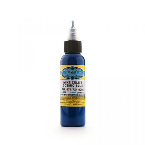 Fusion Ink Cosmic Blue (Cole) 1oz