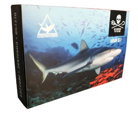 Sea Shepherd Shark Set