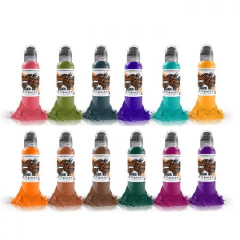 Jay Freestyle Watercolour Set - 1oz