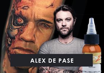 Intenze Artists - Alex De Pase