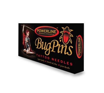 Powerline Bugpins