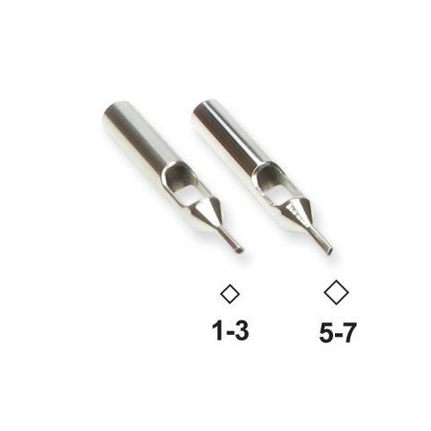 Pin Up - Double Wash Hole Diamond Tattoo Tip