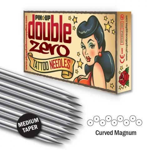 Curved Magnum Shaders - Medium Taper